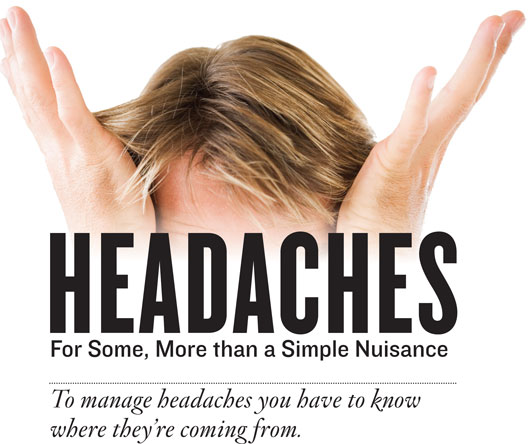 Headaches treated with quality massage therapy at affordable rates in Cape Coral by a professional massage therapist